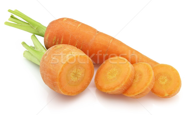 Carrots Stock photo © Dionisvera