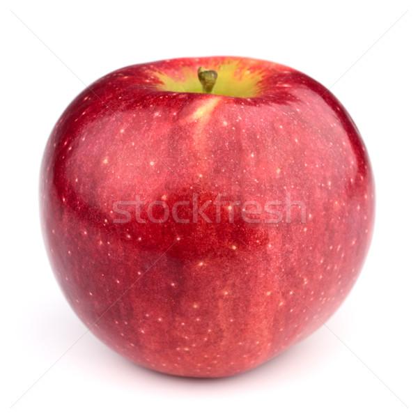 Süß roten Apfel Natur Obst rot Stock foto © Dionisvera