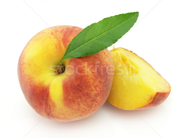 Sweet peach Stock photo © Dionisvera