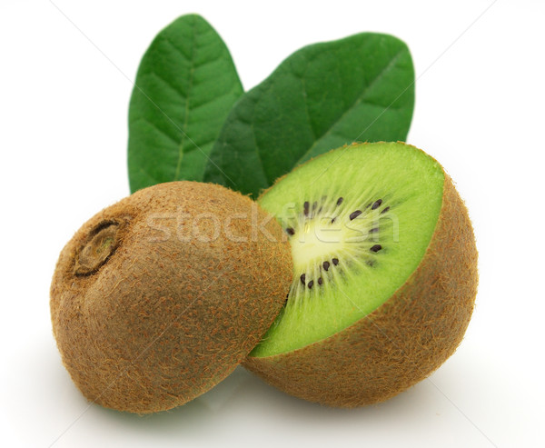 Ripe kiwi Stock photo © Dionisvera
