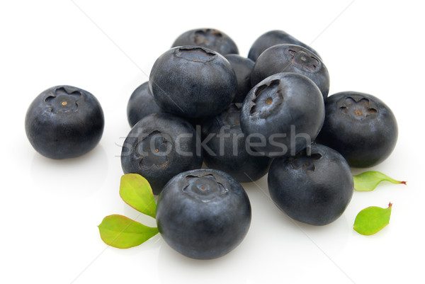Sweet blueberry Stock photo © Dionisvera