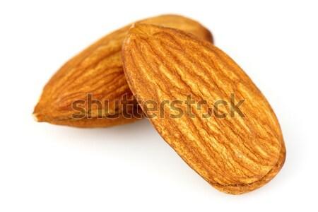 Almonds kernel Stock photo © Dionisvera