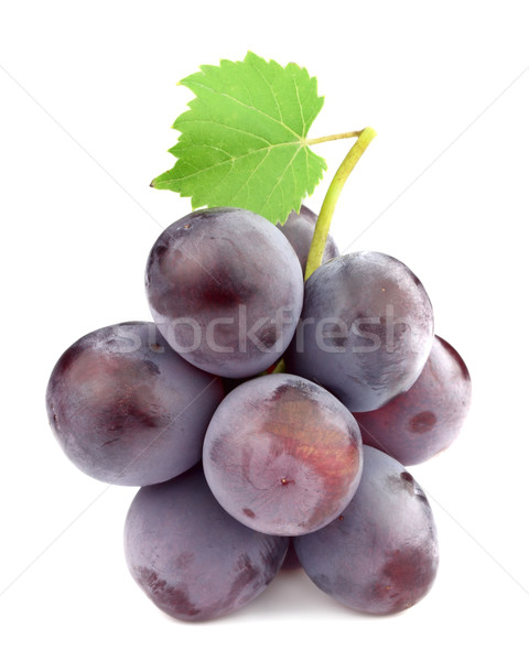Red grapes Stock photo © Dionisvera