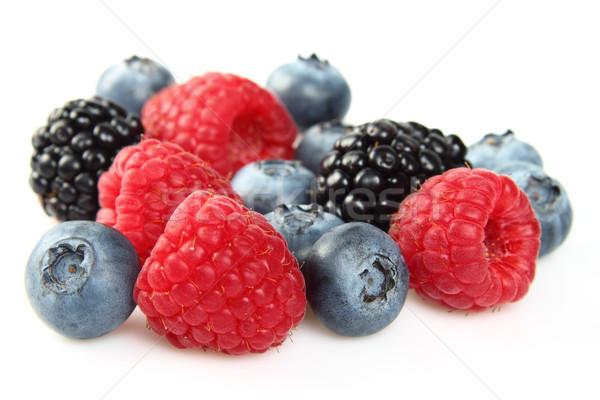 Taze meyve doğa tıp kırmızı Stok fotoğraf © Dionisvera
