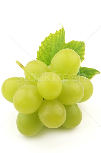 Sweet grapes Stock photo © Dionisvera