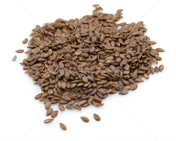Flax seeds Stock photo © Dionisvera