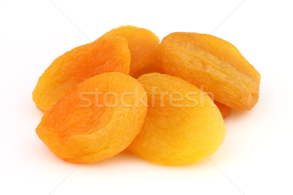 Dried apricots Stock photo © Dionisvera