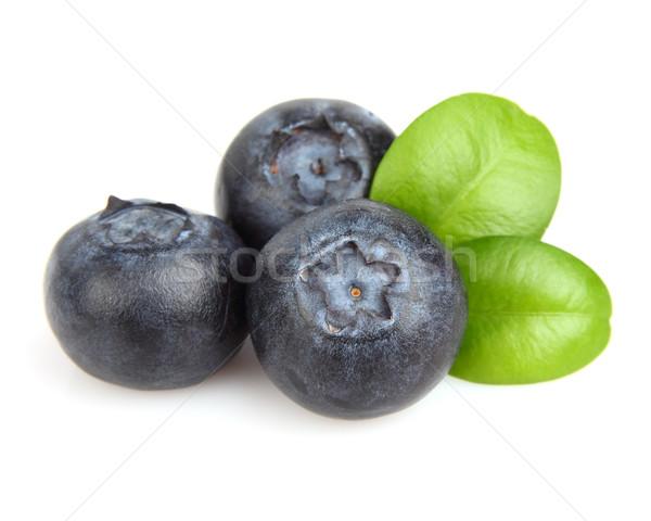 Słodkie pozostawia żywności charakter owoców Zdjęcia stock © Dionisvera