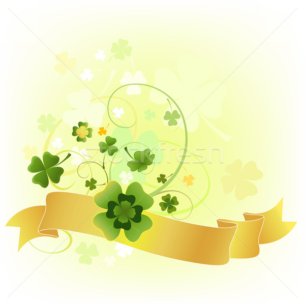 design for the St. Patrick's Day Stock photo © dip