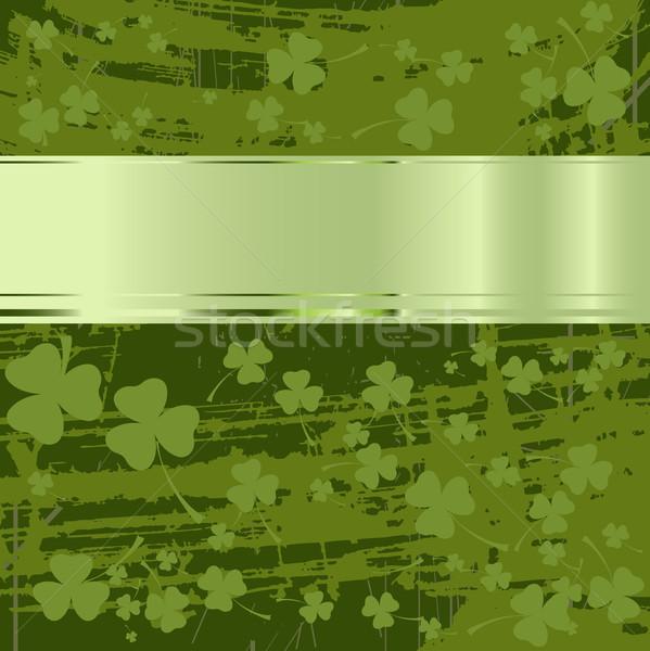 design for St. Patrick's Day Stock photo © dip