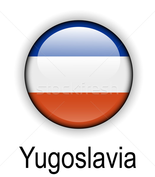yugoslavia official state flag Stock photo © dip