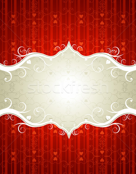 valentine background  Stock photo © dip