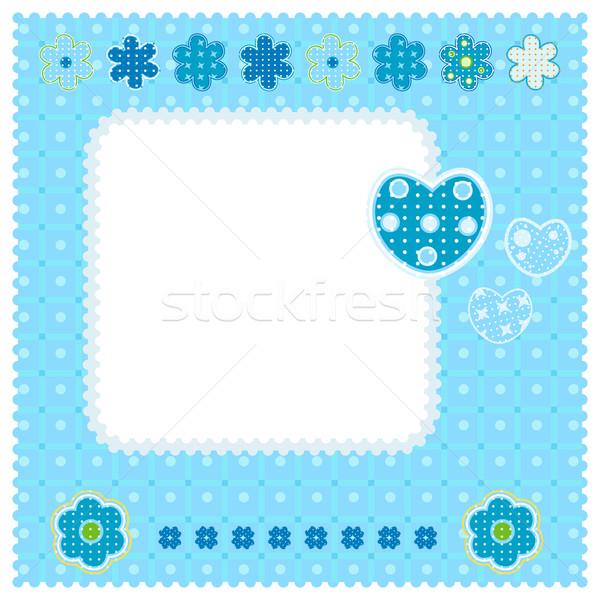Engraçado projeto bonitinho pequeno elementos primavera Foto stock © dip