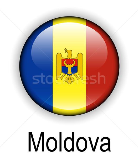 Moldavië officieel vlag ontwerp wereld teken Stockfoto © dip