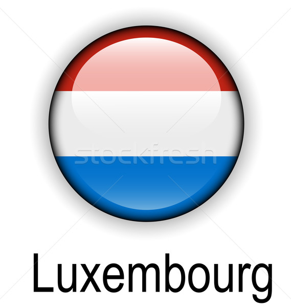 luxembourg state flag Stock photo © dip