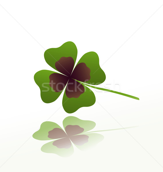 shamrock leaf  Stock photo © dip