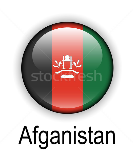 afghanistan official state flag Stock photo © dip
