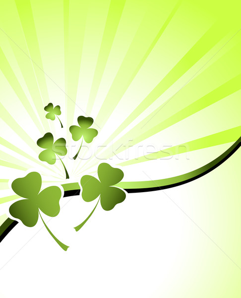 design for St. Patrick's Day Stock photo © dip