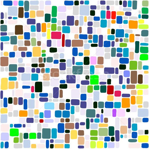 Azulejos abstrato textura luz fundo caixa Foto stock © dip