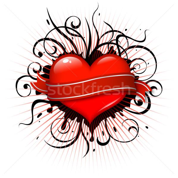 valentine design Stock photo © dip