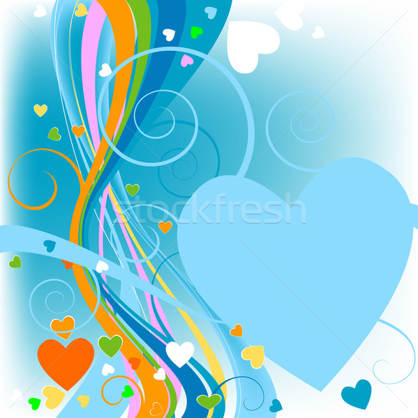 valentines background Stock photo © dip