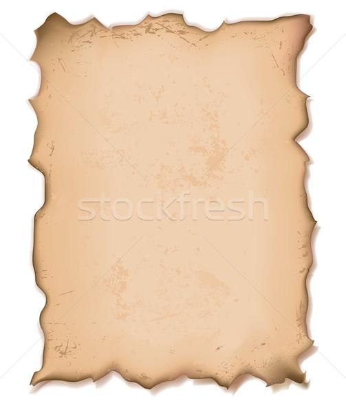 torn paper Stock photo © dip