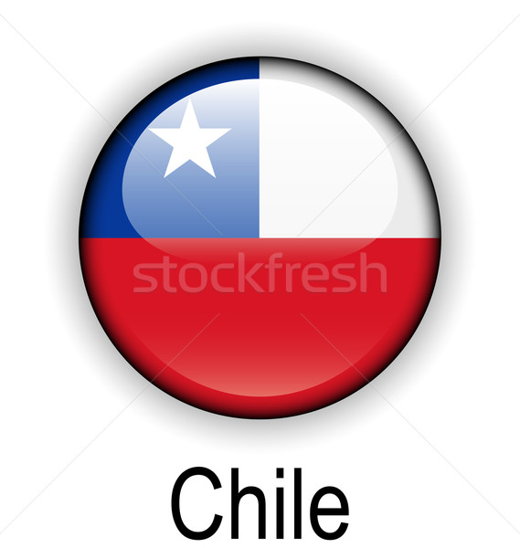 Stock photo: chile ball flag