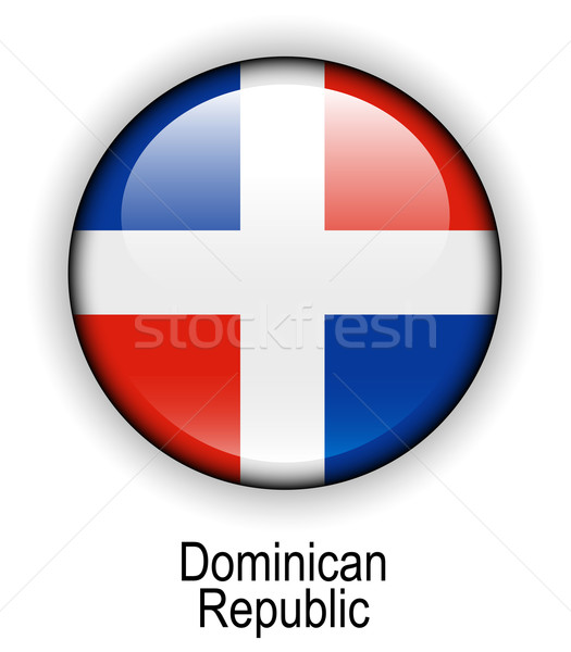 dominican republic state flag Stock photo © dip