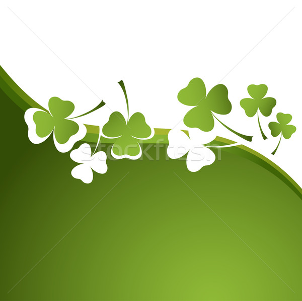 clover background Stock photo © dip