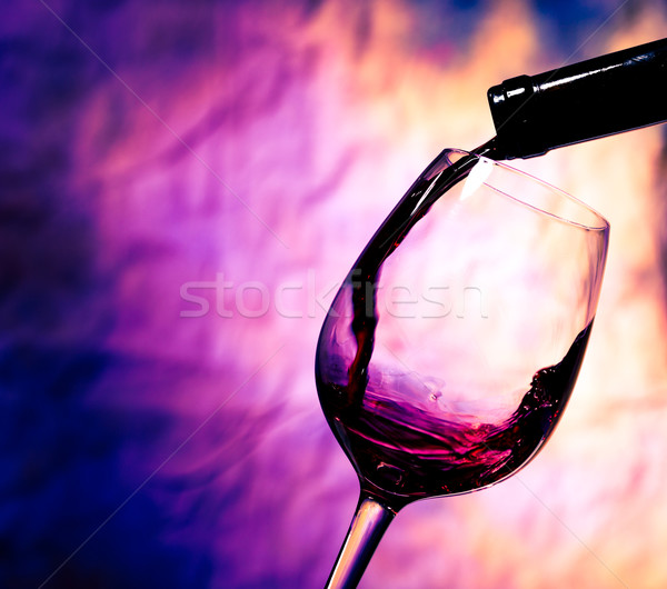 Гранж ярко стекла Сток-фото © Discovod
