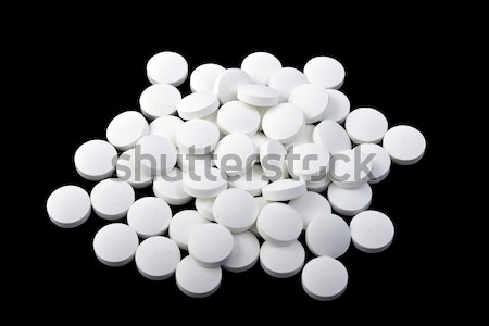 A handful of pills Stock photo © Discovod