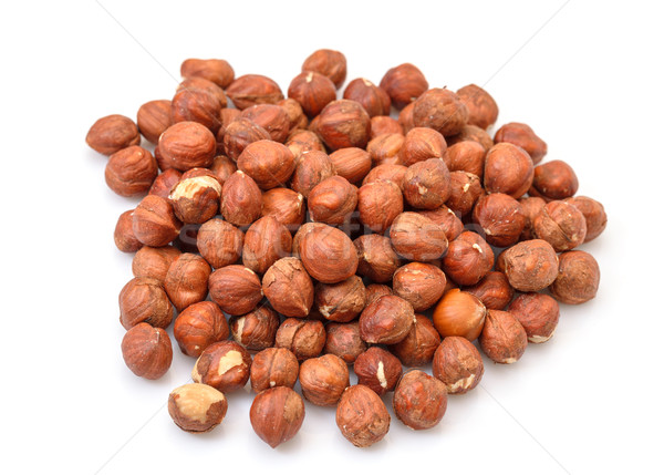 Heap Purified Cobnuts Stock photo © Discovod