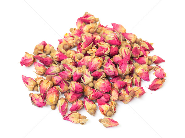 Heap Dried Rosebuds Stock photo © Discovod