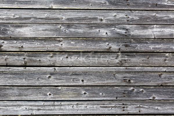 Vieux gris bois texture modèle Photo stock © Discovod