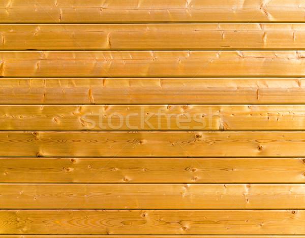 Madeira amarelo textura parede Foto stock © Discovod