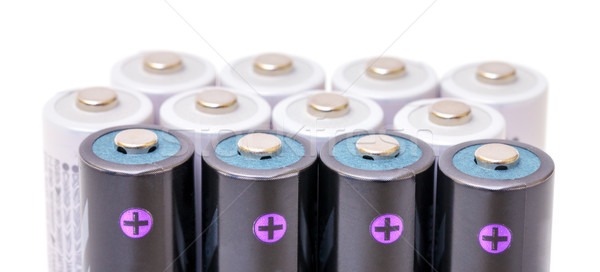 Alkaline Batteries Stock photo © Discovod