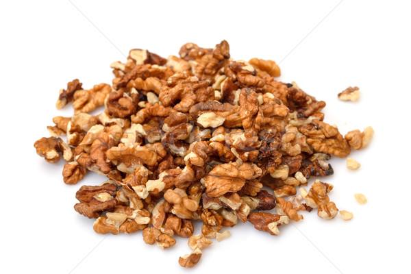 Heap Purified Walnuts Stock photo © Discovod
