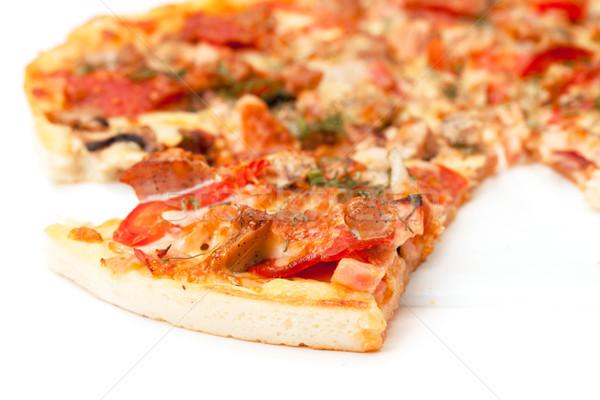 Slice of Pizza Stock photo © Discovod