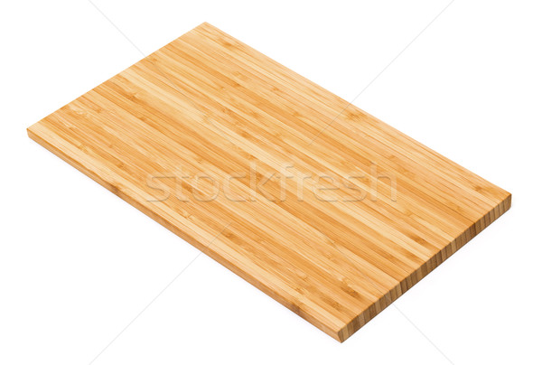 Wooden Chopping Board Stock photo © Discovod