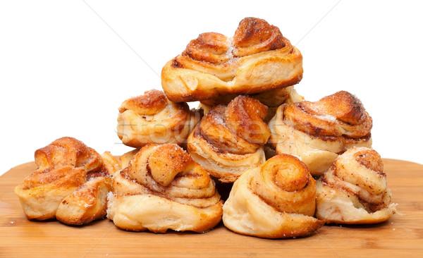 新鮮な 食欲をそそる 甘い 白 食事 ストックフォト © Discovod
