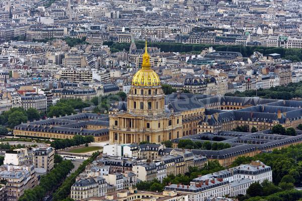 Church Saint-Louis des Invalides Stock photo © Discovod