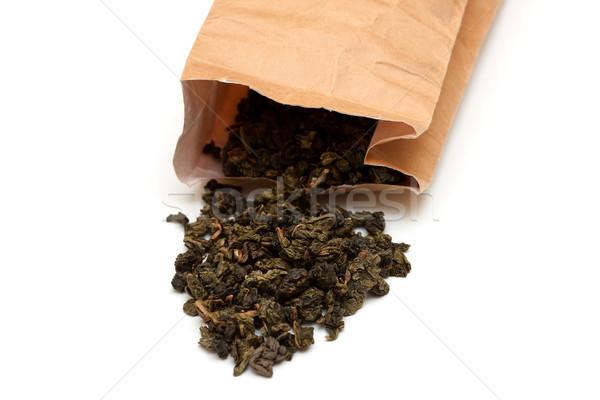 leaf tea Stock photo © Discovod