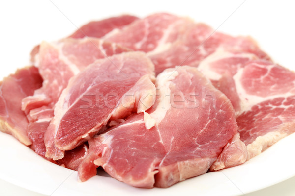 Crude meat Stock photo © Discovod
