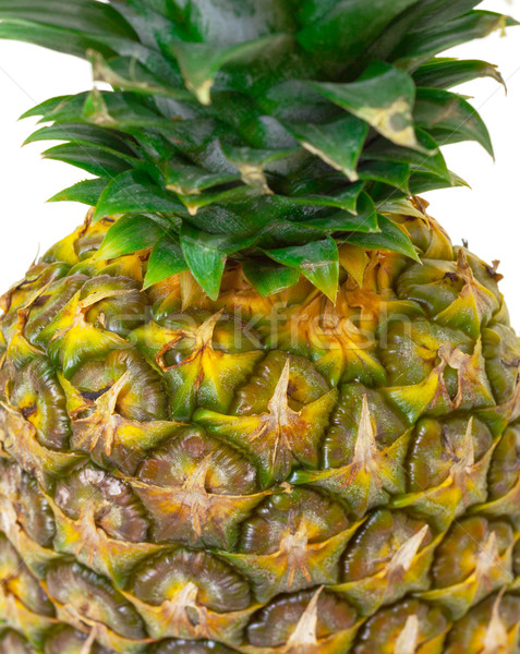 Ananas fruits blanche nature Photo stock © Discovod