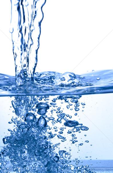water splash Stock photo © Discovod