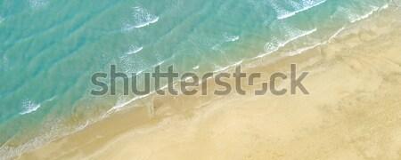 üst görmek plaj fotoğraf yeni Stok fotoğraf © DisobeyArt