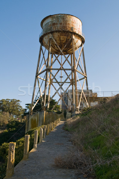 Water tower Stock photo © disorderly