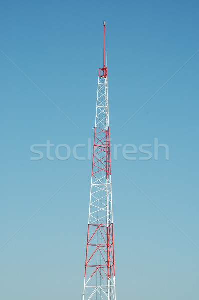 Radio tower Stock photo © disorderly