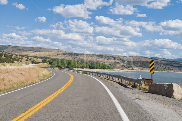 Echo Dam Road Stock photo © disorderly