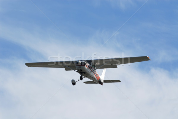 Light plane Stock photo © disorderly